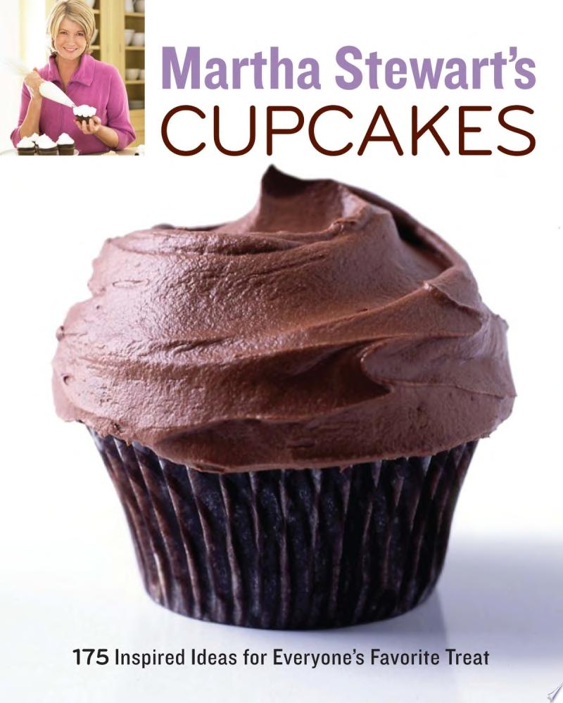 "Image for ""Martha Stewart's Cupcakes"""