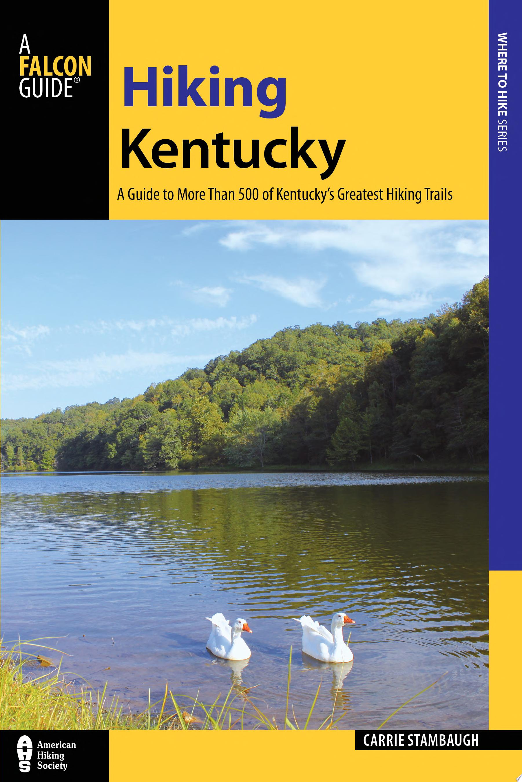 "Image for ""Hiking Kentucky"""