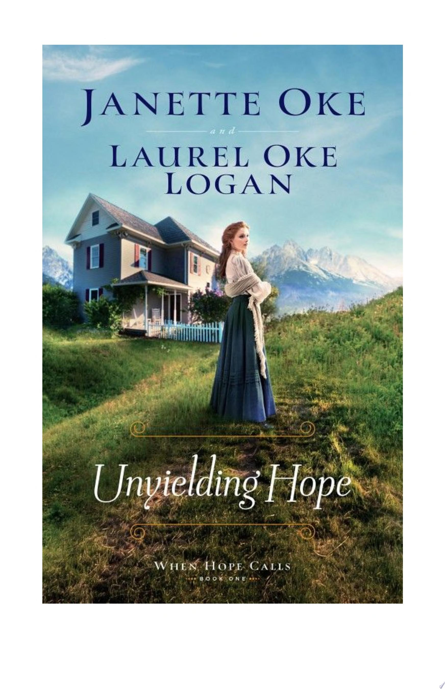 "Image for ""Unyielding Hope (When Hope Calls Book #1)"""