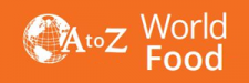 AtoZ World Food logo button