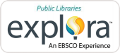 Explora for Public Libraries logo button