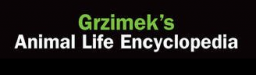 Grzimek's Animal Life Encylopedia