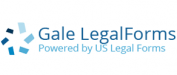 Gale Legal Forms: powered by US Legal Forms logo