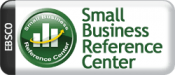 EBSCO Small Business Reference Center button