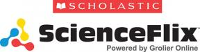 Scholastic Scienceflix logo