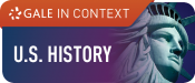 U.S. History In Context Gale button